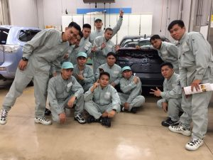 HMO-International-japan-mechanic-training